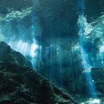 美しすぎる!メキシコの聖なる水中洞窟「セノーテ」