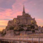 海に浮かぶ巡礼地。フランス屈指の世界遺産『モン・サン・ミッシェル』