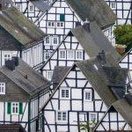 まるで童話の舞台!フロイデンベルグの美しい街並み。