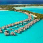 【ボラボラ島/タヒチ】一度は泊まってみたい!憧れのボラボラ島(タヒチ)のリゾートホテル3選。