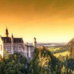 これがシンデレラ城のモデル!ドイツの『ノイシュヴァンシュタイン城』
