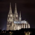 天にそびえる世界最大のゴシック建築!ドイツ『ケルン大聖堂』