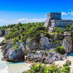 世界一美しい景色に恵まれた遺跡。マヤの城塞都市「トゥルム遺跡」