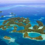 海に浮かぶ宝石と称される美しき島々。パラオの世界遺産『ロックアイランド』
