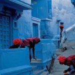 ココにもあった青い街。インドの『ジョードプル』は青かった!