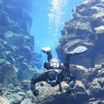 地球の割れ目に出来た神秘の水中世界。アイスランドの『シルフラ(Silfra)』が美しすぎる!