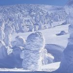 大・大・大迫力の氷の怪物!蔵王の樹氷『アイスモンスター』に会いに行こう。