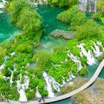 エメラルド色の美しい世界へ。『プリトヴィツェ湖群国立公園』の絶景!