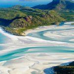 まるで天国のような純白な奇跡のビーチ。『ホワイトヘブンビーチ』が美しい。
