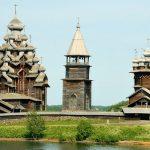匠の技が光る最高傑作!キジ島にある世界遺産の木造教会。