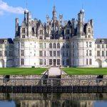 世界の名城にも選ばれる美しき古城。フランスの世界遺産『シャンボール城』