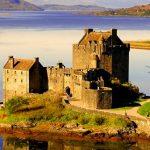 スコットランドで一番美しいと称される古城『アイリーンドナン城』
