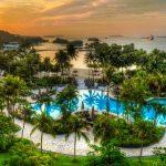 セントーサ島で贅沢なひとときを!人気の高級リゾートホテル3選。
