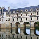 シェール川に浮かぶ白亜の城館。フランス屈指の名城『シュノンソー城』