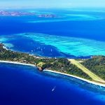南太平洋に浮かぶ離島リゾート。フィジーの楽園『マナ島』