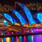 南半球最大の光と音の祭典!オーストラリアの『ビビッド・シドニー』が凄い