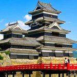 春夏秋冬訪れたい日本の名所!戦国時代の気風を今に伝える国宝『松本城』