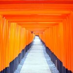 圧巻の朱塗りの千本鳥居、京都の『伏見稲荷大社』