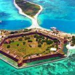 ドライ・トートゥガス国立公園。美しい海に囲まれた未完の要塞!