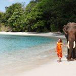 アンダマン海に浮かぶ美しきインドの島『ハブロック島』