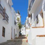 スペイン一美しい街!『フリヒリアナ』の白い街並み。