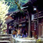 江戸時代へタイムスリップ!江戸の風情が残る宿場町『妻籠宿』