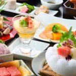 じゃらんのクチコミ(夕食)4.8以上!夕食が自慢の人気旅館10選【西日本】