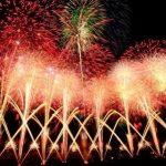 日本三大花火大会を締めくくる!『土浦全国花火競技大会』が開催。