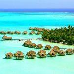 ポリネシア一の美しいラグーン!タヒチの隠れ家リゾート『タハア島』