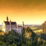 メルヘンな姿にうっとり!ヨーロッパの美しいお城8選。