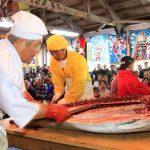 マグロ好きよ青森県・大間に集まれ!『2015大間超マグロ祭り』が開催