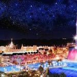 圧巻!1300万球が飾る世界最大級の輝き!ハウステンボス『光の王国』