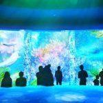 日本最大級の水族館がファンタジーの世界に!横浜・八景島シーパラダイスで『楽園のアクアリウム』が開催