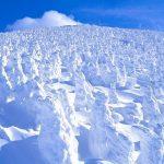これぞ大自然の神秘と奇跡!冬の蔵王に現れる『樹氷』が凄い!