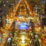 冬の札幌がキラキラと輝く!『さっぽろホワイトイルミネーション』が開催。