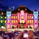 東京駅をスペシャルライトアップ!未来を照らす、光の祝典「東京ミチテラス2015」開催