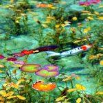 まるで絵画ようだと話題沸騰!岐阜県にある『名もなき池』が美しすぎる・・・