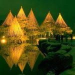 雪と光が織り成す絶景!『金沢城・兼六園ライトアップ~冬の段~』が開催