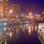 冬の小樽に温かなキャンドルの灯り。『小樽雪あかりの路』が開催