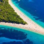 クロアチアで最も美しいビーチ!ブラチ島の『ズラトニ・ラット』