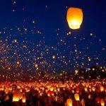 夢のような光景♪無数のランタンが夜空を舞う!ポーランドの『聖ヨハネ祭』